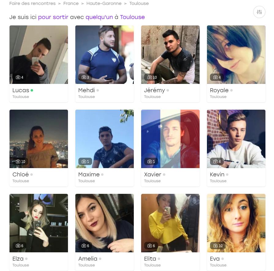 profils badoo