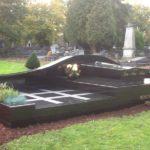 marbre monument funéraire